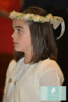 otra #coronitasssh que ha acompañado a una niña en el día especial de su primera comunión.