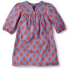 Tea Collection Odisha Paisely Mini Dress