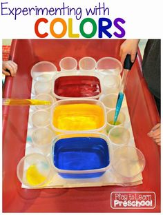Color Theory - Play to Learn