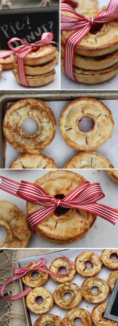 HOW TO MAKE DONUT-SHAPED PIES! % acid reflux recipes in detail
