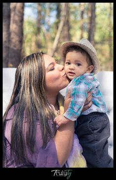 #Mommy and #son pic #ideas. #Photography by Tianna Yentzer