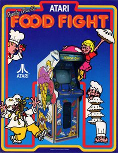 food fight games