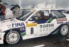 Ford escort rs cosworth - Monte Carlo 1995 - B. Thiry - Domino/Tamiya 1/24 - De Paddock