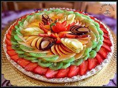 Creative Food Art, Ratatouille, Birthday Cake, Pasta, Ethnic Recipes, Desserts, Biscotti, Italian Recipes, Group