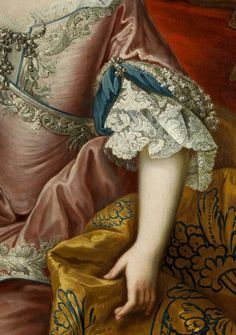 Maria Theresia by  Martin van Meytens