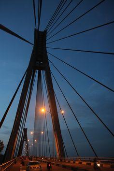 Barelang Bridge, Batam.