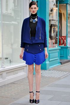 Trend Report: Cool Blues   Popbee - a fashion, beauty blog in Hong Kong.