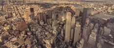 New York City Aerial View of Iconic Cityscape #Pictures #Cities - Kozzi Creative Blog - http://kozzi.tv/XUGGk