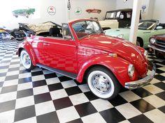1969 Volkswagen Bug Convertible