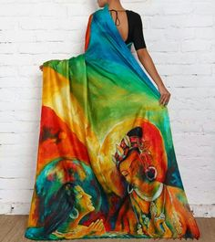 Beautiful hand painted collection from Petuniadesigns