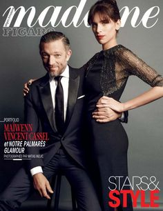 Vincent Cassel na capa da Madame Figaro Vincent Cassel, Glamour, Madame, Twitter, Dan, Movie Posters, Movies, Fictional Characters, Beautiful