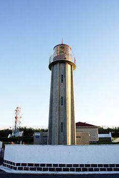 Farol da Ponta do Cintrão- Ilha de S. Miguel