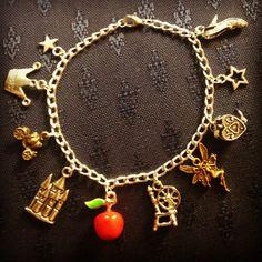 Fairytale charm bracelet #2