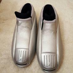 Adidas Kobe Bryant Basketball Shoes Awesome like-new silver Kobe basketball shoes! Adidas Shoes Athletic Shoes