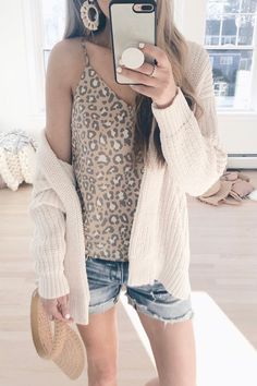 top spring outfits - leopard camisole under $20 - easter weekend sales - pinteresting plans connecticut fashion blog