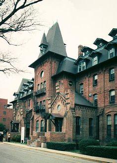 Virginia Cleveland Hall -- Hampton Institute