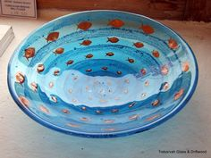 Fused Glass Plates and Bowls | FUSED GLASS GALLERY