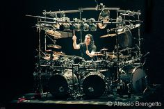 Mike Mangini (Dream Theater/Steve Vai)