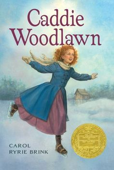 Caddie Woodlawn by Carol Ryrie Brink, http://www.amazon.com/dp/1416940286/ref=cm_sw_r_pi_dp_4iyHpb1RH7XVH