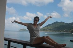 Balcón con vistas a Sairee Beach y las Islas Nangyuan