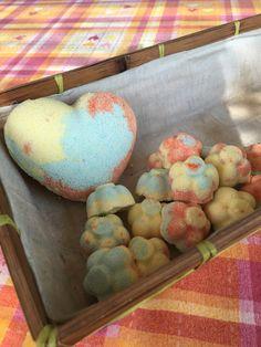 Bombe da bagno velocissime – Quick and easy Bath bombs