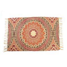 Teppich, ca B:70cm x L:120cm, braun