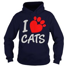 I Love Cats T-Shirt_1 #gift #ideas #Popular #Everything #Videos #Shop #Animals #pets #Architecture #Art #Cars #motorcycles #Celebrities #DIY #crafts #Design #Education #Entertainment #Food #drink #Gardening #Geek #Hair #beauty #Health #fitness #History #Holidays #events #Home decor #Humor #Illustrations #posters #Kids #parenting #Men #Outdoors #Photography #Products #Quotes #Science #nature #Sports #Tattoos #Technology #Travel #Weddings #Women