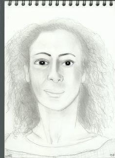 Woman face study n122 by lv888.deviantart.com on @DeviantArt