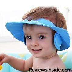 Pinkfox® Soft Very Comfortable Adjustable Baby Kids Children Shampoo Bath Bathing Shower Cap Visor Hat Wash Hair Shield Hat with Ear Cover (Blue) review - http://reviewsinside.com/pinkfox-soft-very-comfortable-adjustable-baby-kids-children-shampoo-bath-bathing-shower-cap-visor-hat-wash-hair-shield-hat-with-ear-cover-blue-review/ #babyshowerideas #babyshower #Adjustable, #Baby, #Bath, #Bathing, #Blue, #Cap, #Children, #Comfortable, #Cover, #Ear, #Hair, #Hat, #Kids, #Pinkfox,