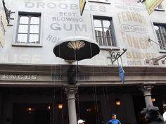 With the interactive wands available, you can cast your own spells throughout Diagon Alley. | 17 Hidden Gems Harry Potter Fans Should Look For In Diagon Alley At Universal Orlando
