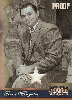 Ernest Borgnine Mchale's Navy, Ernest Borgnine, Most Favorite, American Actors, Classic Hollywood, Movie Stars, Famous People, Musicals, Comedy