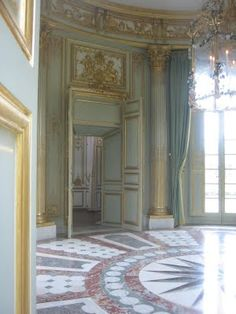 STUNNING! French Palace Interior Design | architect design™: The French Pavilion
