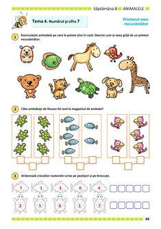 Kindergarten Worksheets, Preschool Activities, Paper Trail, Educational Activities, Homeschooling, Crafts For Kids, 1, Classroom, Flamingo