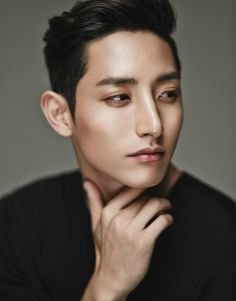 "Park Shi-hoo's comeback drama Neighborhood Hero has an offer out to Lee Soo-hyuk (Scholar Who Walks the Night, Valid Love) to join the cast, and for now he's in the ""considering it"" stage. Korean Star, Korean Men, Asian Actors, Korean Actors, Korean Actresses, Kdrama, F4 Boys Over Flowers, Hyun Seo, Sung Joon"