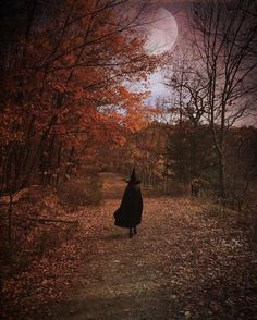Image About Witch In Fall🍂🍁🎃🍁🍂 By Juliana On We Heart It