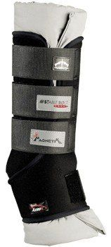 Veredus Magnetik Stable Front Boot by Veredus. $193.50. Veredus Magnetik Stable Front Boot Veredus Boots is constantly innovating and finding new ways to protect your horses legs. These Front Horse Boots represent part of that innovation using Multiple Neodymium magnets designed to promote healing and reduce swelling getting your horse out of the barn and back to the Show Arena as quickly as possible. The Boots for Horses use Magnetic energy that stimulates the p...