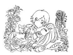 Sleeping Beauty by JadeDragonne.deviantart.com on @deviantART