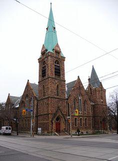 St. Andrew's Evangelical Lutheran Church, Toronto, CN