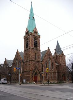 St. Andrew's Evangelical Lutheran Church, Toronto, CN