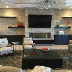 The Bio Flame Firebox SS - Built-in Ethanol Fireplace, 2 Colors - Modern Blaze Fireplace Tv Wall, Bioethanol Fireplace, Fireplace Design, Fireplace Modern, Fireplace Outdoor, Fireplace Inserts, Living Room Tv, Living Room With Fireplace, Built Ins