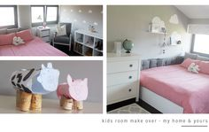 Options to update your kids room