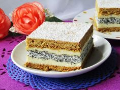 Romanian Desserts, Amazing Food Photography, Torte Recepti, Food Cakes, Vanilla Cake, Baked Goods, Cake Recipes, Sweet Treats, Cheesecake
