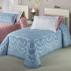 Kingston Chenille Bedspreads