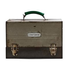 Craftsman Toolbox II, $66, now featured on Fab.