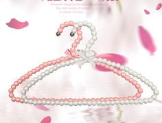 10pcs/lot 28cm children plastic pearl hanger white pink baby hangers for clothes child clothes pegs - ICON2 Luxury Designer Fixures  10pcs/lot #28cm #children #plastic #pearl #hanger #white #pink #baby #hangers #for #clothes #child #clothes #pegs