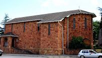 ANGLIKAANSE KERK , SWELLENDAM, WES KAAP Shed, Outdoor Structures, Places, Barns, Sheds, Lugares