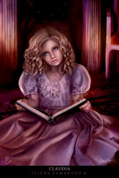 :star:I love vampires, so I decided to read a book by Anne Rice. Books too great!:star: Fan - Art by the ''Vampire chronicles'' Beautiful Little Girls, How Beautiful, Anne Rice Vampire Chronicles, Anne Rice Books, Lestat And Louis, Creepy Kids, Interview With The Vampire, Alone In The Dark, Vampires And Werewolves