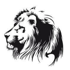 tribal lion images | Photo Du Tatouage à Tête De Lion Situé Sur Le Bras De L'acteur Moor ...