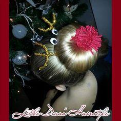 Kersthaar: Rudolf