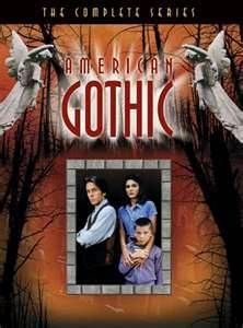 American Gothic tv series produced by Shaun Cassidy.  I really liked this series but the powers that were took it off.